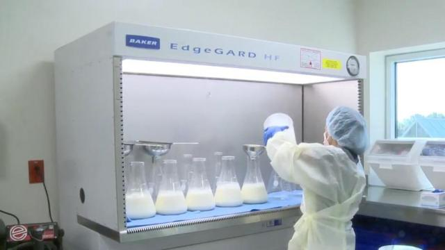 Donors needed: Mothers' Milk Bank collects breast milk for premature babies