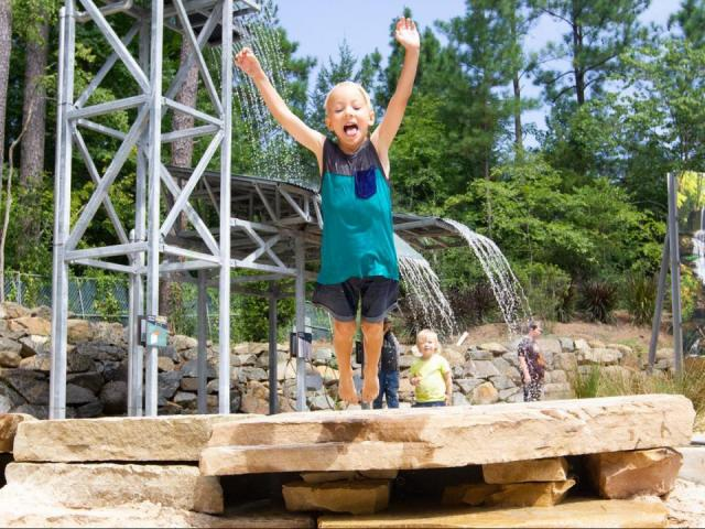 Prepare to get messy: Museum of Life and Science`s latest outdoor exhibit opens Wednesday :: WRAL.com