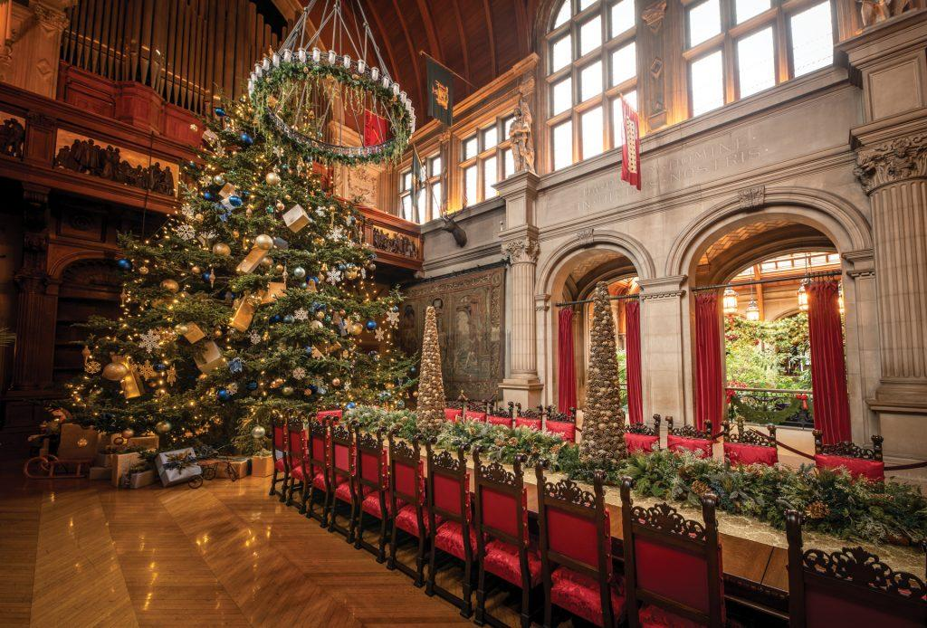 Christmas 2020 At Biltmore Christmas at Biltmore opens with massive decorated trees, plans