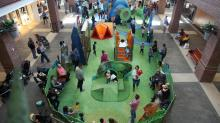 IMAGES: New play area opens at The Streets at Southpoint