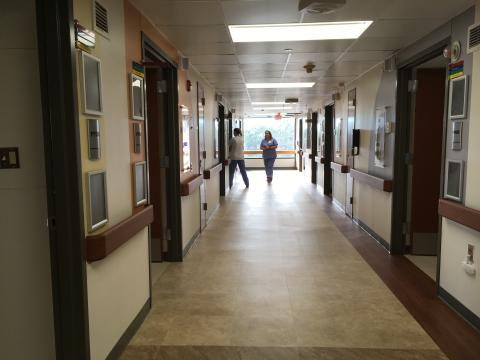 New inpatient pediatric unit at UNC REX Hospital
