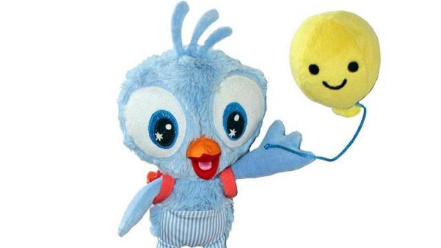 Happy the Birthday Bird