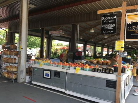 Sugarloaf Orchards at State Farmers Market