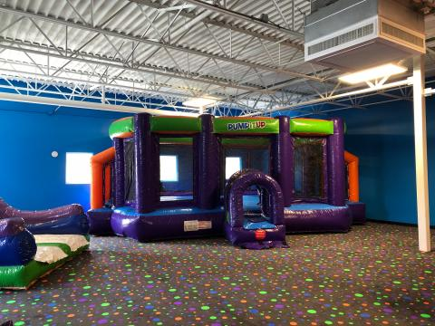 Pump It Up in Raleigh expands
