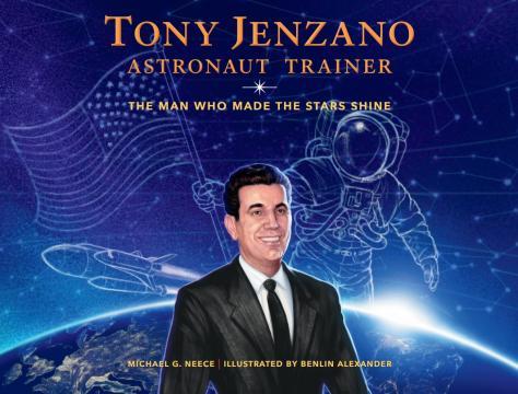Cover art for Tony Jenzano, Astronaut Trainer