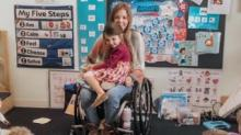 IMAGES: Ten years later: 'Paralyzed bride' shares update on motherhood, advocacy, and life today