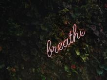 Breathe, anxiety