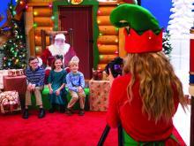 Santa's Wonderland at Bass Pro Shops and Cabela's