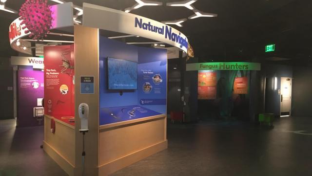 Breakthrough Hub at Morehead Planetarium