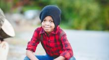 IMAGES: Kids can't 'catch their death of cold,' so send them outside this winter