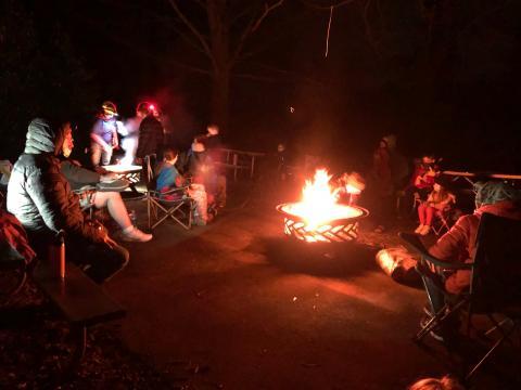 NC Zoo Snorin 'Safari Campfire