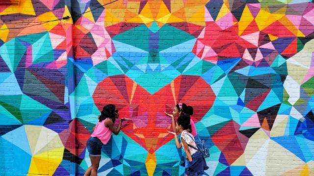 A look at downtown Burlington murals (Tandra Wilkerson)