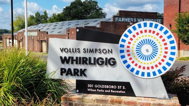 Whirligig Park visit