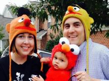 Kathy Hanrahan and family