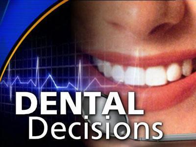 Dental Decisions Graphic