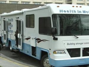 Van Brings HIV Testing, Treatment to Rural Areas