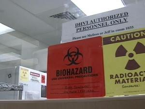 War on Bioterrorism Being Fought in Duke Facility