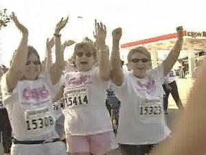Komen Race Raises Cancer Research Money, Awareness
