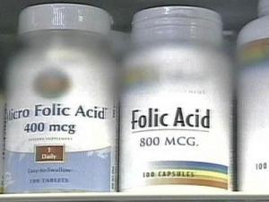 Study: Folic Acid Doesn't Prevent Colon Polyps