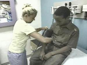 Study: Hypertension Often Undiagnosed in Children