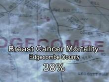 Edgecombe Breast-Cancer Death Rate Above Average