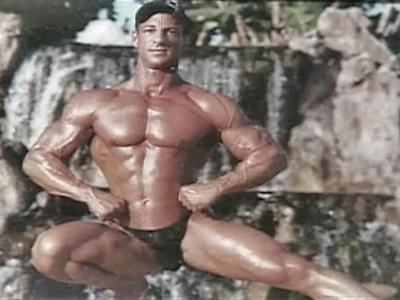 Personal trainer and champion bodybuilder Jack Haber said he suffered from bigorexia, a body image problem in which people see bigger as much better.