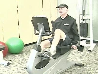 A new study indicates that fitness is the most important determinant of longevity for people 60 and older, more so than keeping down their weight.