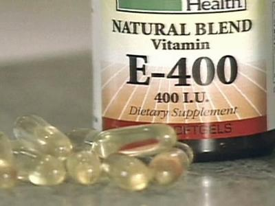 New research shows Vitamin E is important in helping people maintain mobility as they age.