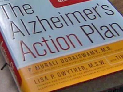 Book Lays Out 'Action Plan' for Alzheimer's Patients