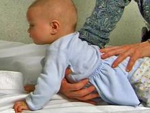 Doctors: Babies need tummy time
