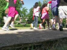 Raleigh school takes healthy approach to improving test scores