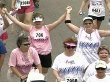 Raleigh gears up for the Race for the Cure