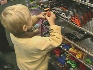 Chemicals in plastic toys could harm children's health