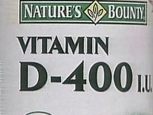 Vitamin D supplements also exist.