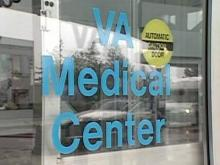 The VA Medical Center in Portland, Oregon.