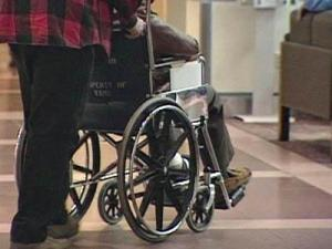 Chronic pain can leave some patients wheelchair-bound.