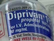 Some patients needing Propofol anxious after Jackson's death