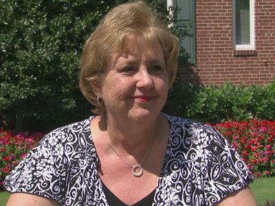 Carolyn Thompson had the heart convergence procedure done.