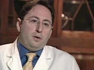 Dr. Dorry Segev, a transplant surgeon at Johns Hopkins Hospital