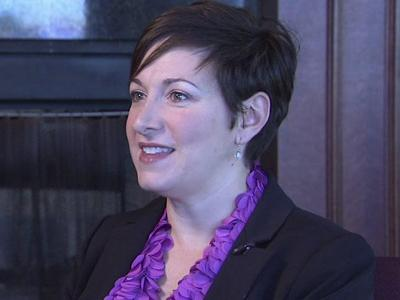 Lori Moscato, co-founder of Pay It Forward Fertility