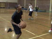 At Enloe High School in Raleigh, freshmen spend about 47 minutes a day in gym class.
