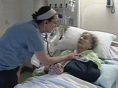 A study in the Journal of the American Medical Association looked at 900 patients with mild to moderate heart failure.
