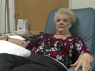 Janet Wheeless suffers from gout.