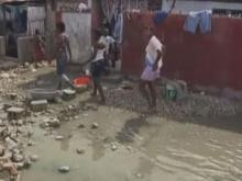 Haiti dealing with deadly cholera epidemic
