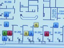 'Electronic eye' helps hospital track equipment