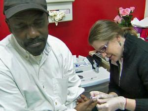 A Wake County nonprofit, Strengthening the Black Family, provides education and screening for chronic diseases including diabetes, sickle cell anemia and diabetes.