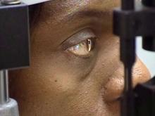 Vitamin D protects women's eyesight