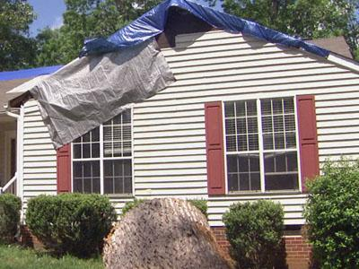 People trying to rebuild or repair their homes or businesses following the April 16 storms and tornadoes might face an unexpected health problem  allergies.