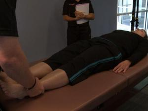 Abnormal alignment of joints in the body can cause all kinds of pain and discomfort – in the back, knees, feet, shoulders, just about anywhere. But a simple technique being used at Rex Wellness Center in Raleigh can bring the body back in line and stop the pain.