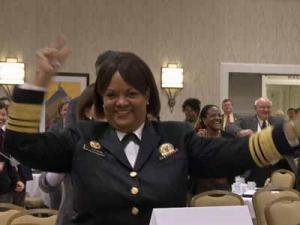 U.S. Surgeon General Dr. Regina Benjamin